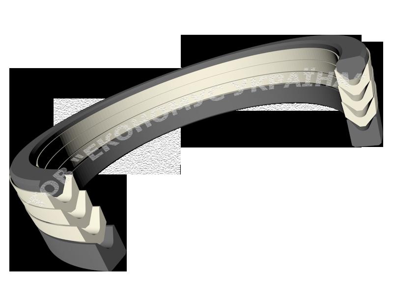 Штоковая манжета (уплотнение штока) S2527_F