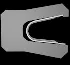 Уплотнение поршня K19-F