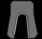 Фланцевое роторное уплотнение (сальник) R12-F